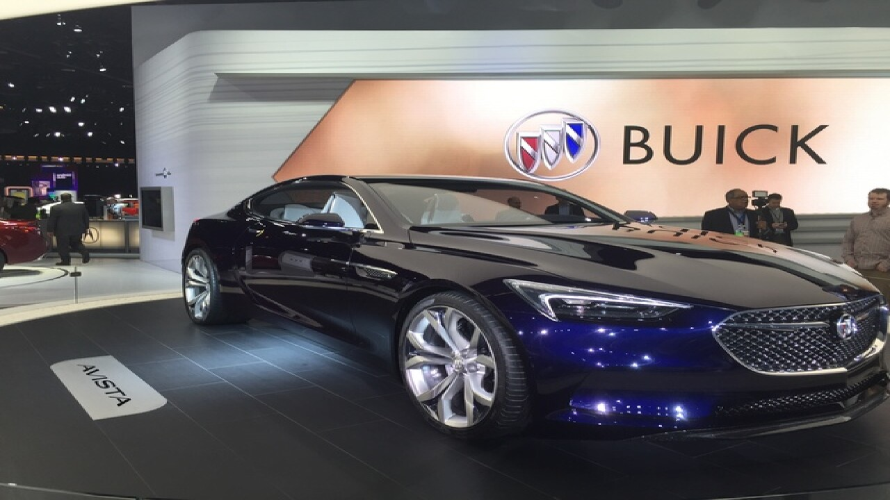 7 must-see vehicles at the Detroit Auto Show