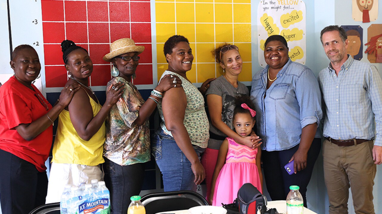 These OTR moms find strength in each other