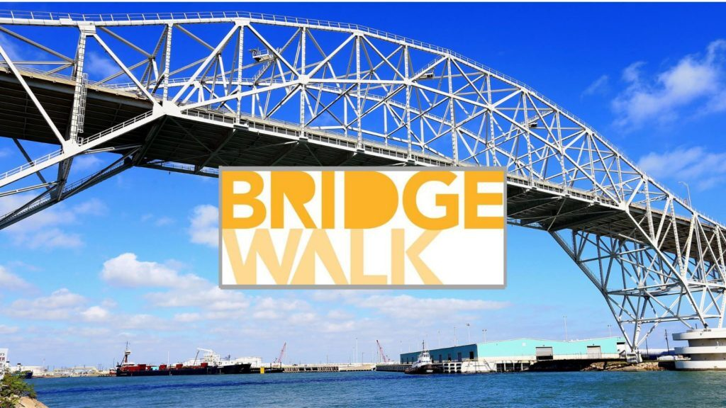 Bridge Walk is back this Sunday