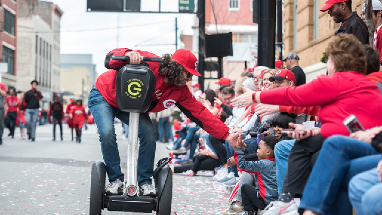 Findlay Market Opening Day Parade 2017