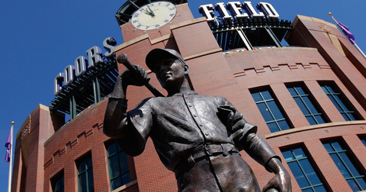 Why Coors Field's name won't be changing anytime soon