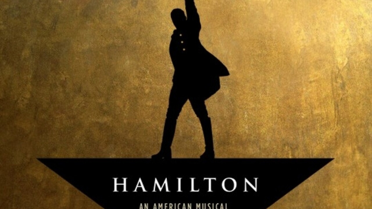 First lottery for 'Hamilton' tickets in Denver takes place Sunday
