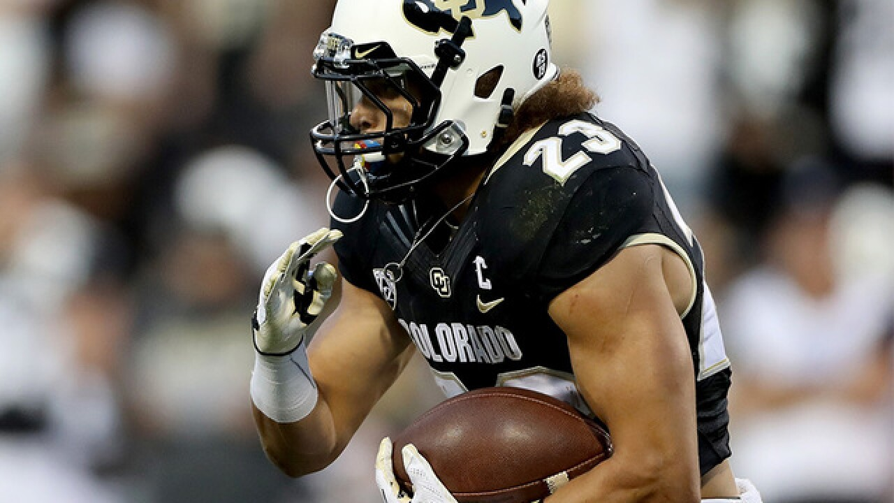 Broncos sign Phillip Lindsay as undrafted free agent