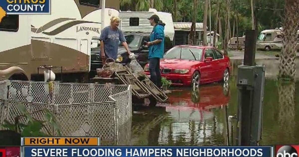 6,000 Citrus Co  residents still without power following