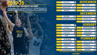 MSU Billings unveils 2019-20 men's basketball schedule
