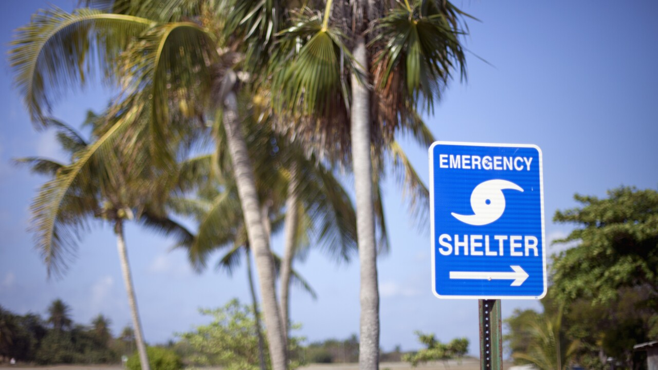 List of local shelters where you can seek refuge from HurricaneDorian