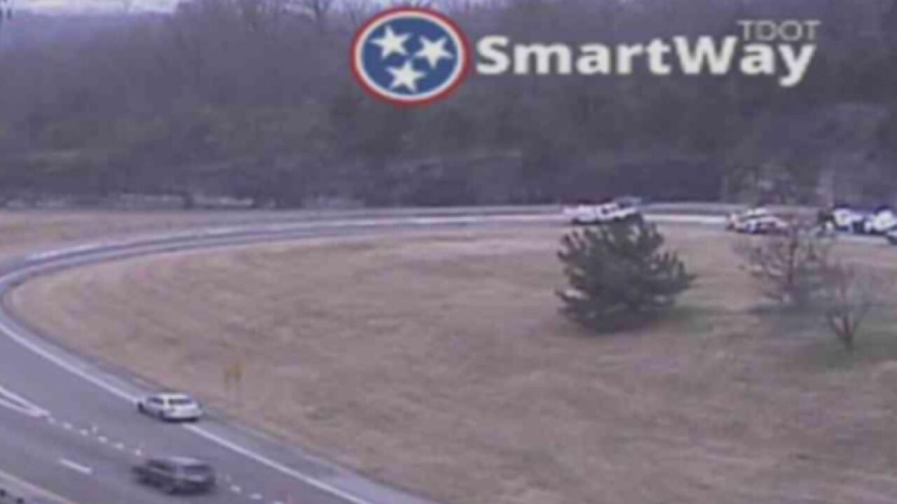 Metro Nashville officer involved in crash