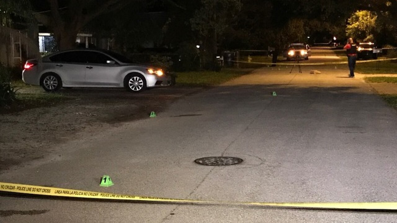 Tampa man shot following fight at a Marathon gas station on Nebrsaka Avenue