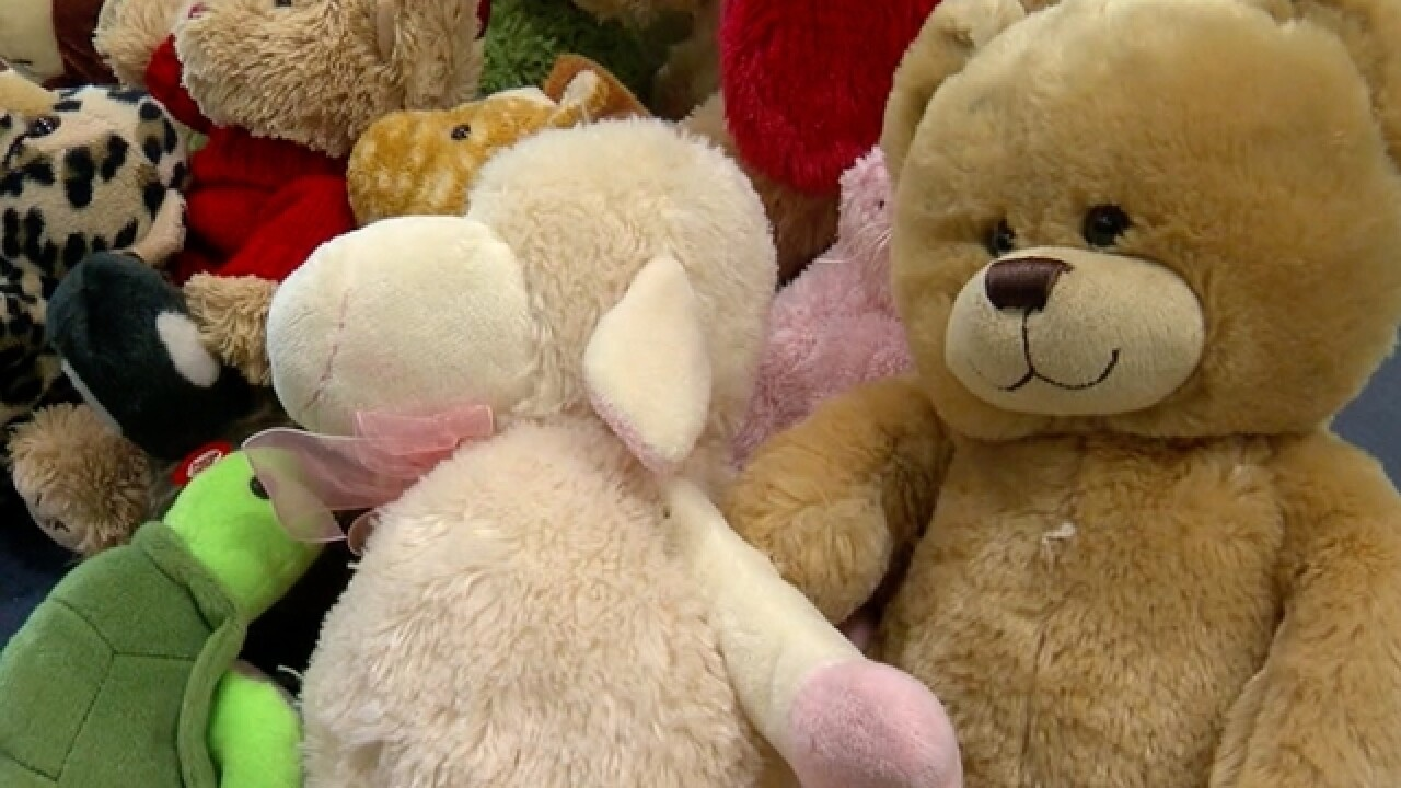 Teddy bear donations honor plane crash victims