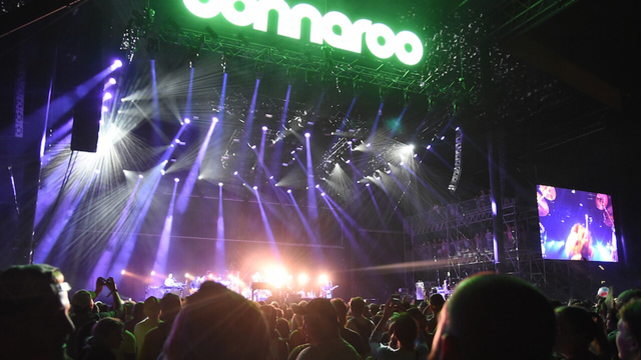 Suspects in large drug bust at Bonnaroo music festival have court date