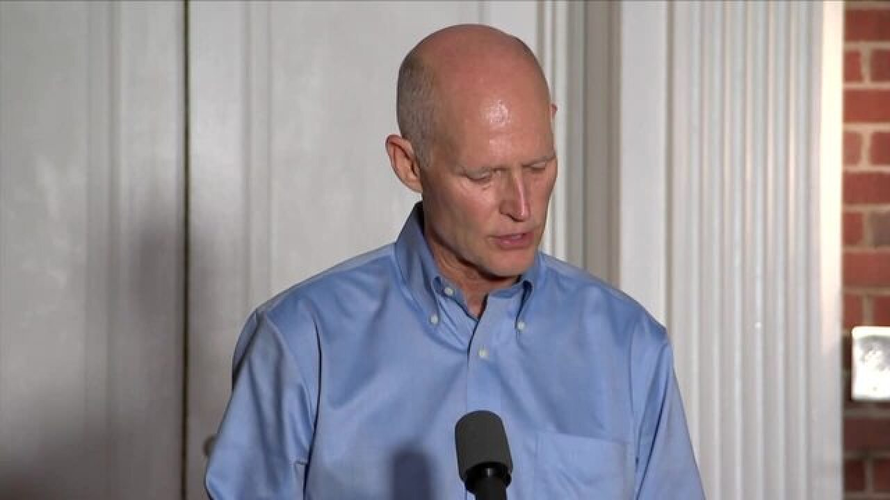Governor Rick Scott claims election fraud, orders law enforcement investigation