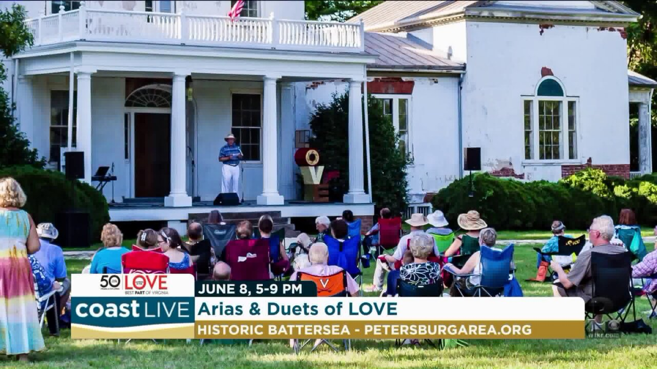How you can relax outside to music from opera and Broadway on CoastLive