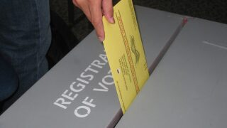 Here's where to drop off your mail ballot