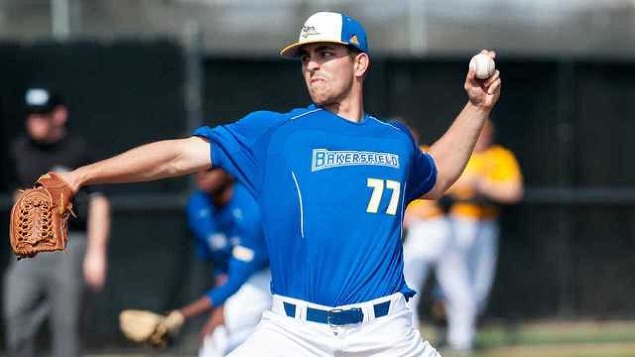 CSUB Roadrunner makes it to the big leagues