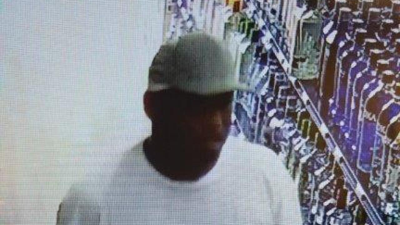 Frugal MacDoogal Theft Suspect 2