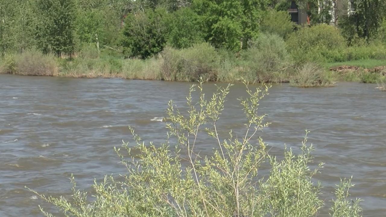 Clark Fork River Missoula