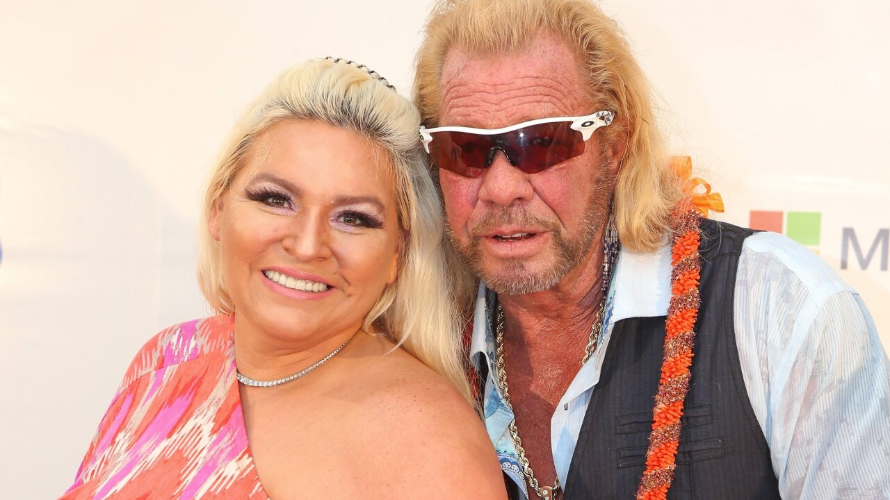 Dog the Bounty Hunter shares his wife's last words