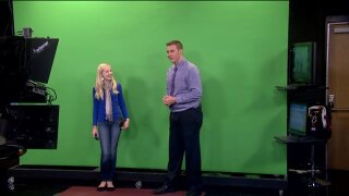 FOX 17 Weather Kid Winner – Sierra from Middleville