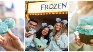 'Arendelle Aqua' Is The Hot New Color For Disney Food And Merchandise