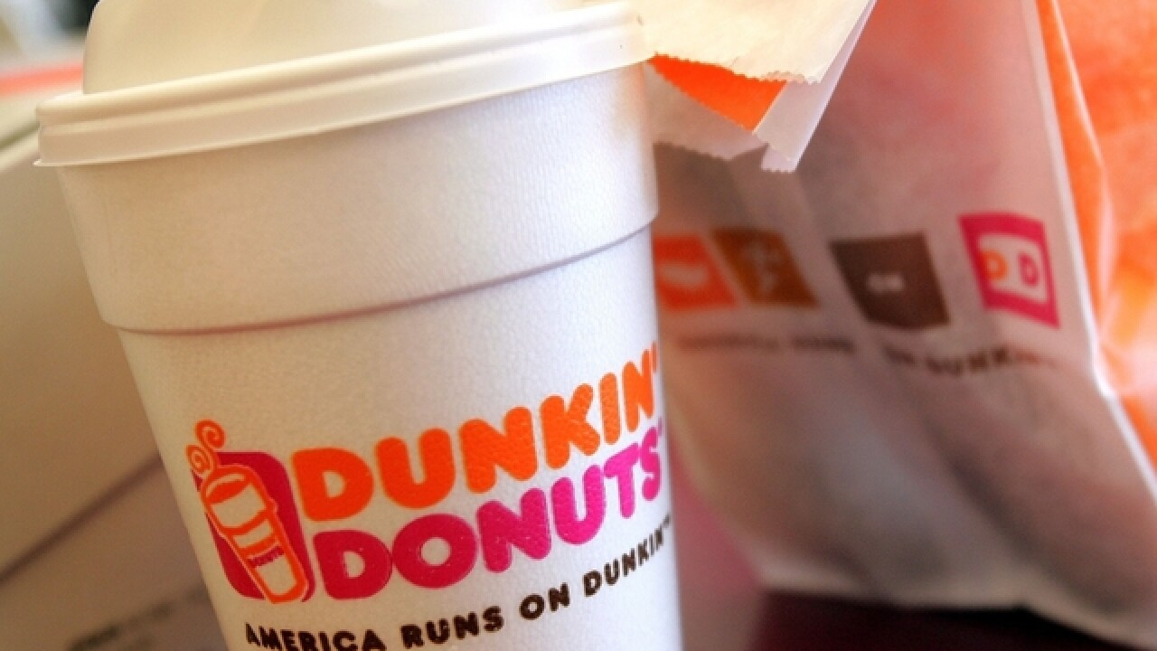 Dunkin' Donuts opens new location downtown