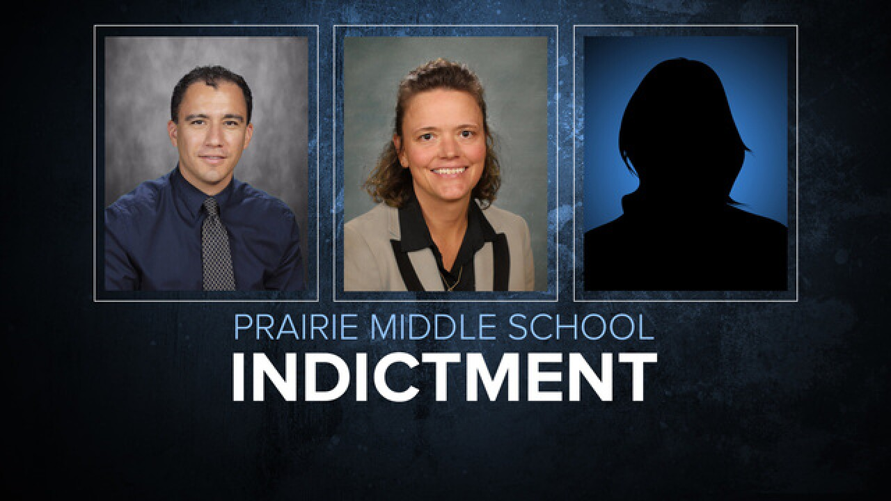 Indictment: School leaders ignored sex claims