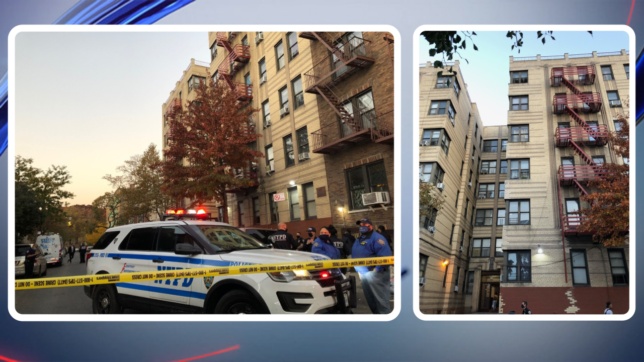 Police: 2 newborn boys found dead in the Bronx Monday night