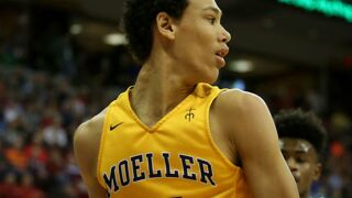 Moeller scraps, claws its way to a hard-fought 74-61 win over La Salle