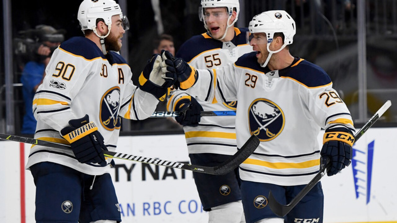 5 Observations: Sabres storm past Lightning 2-1 in OT