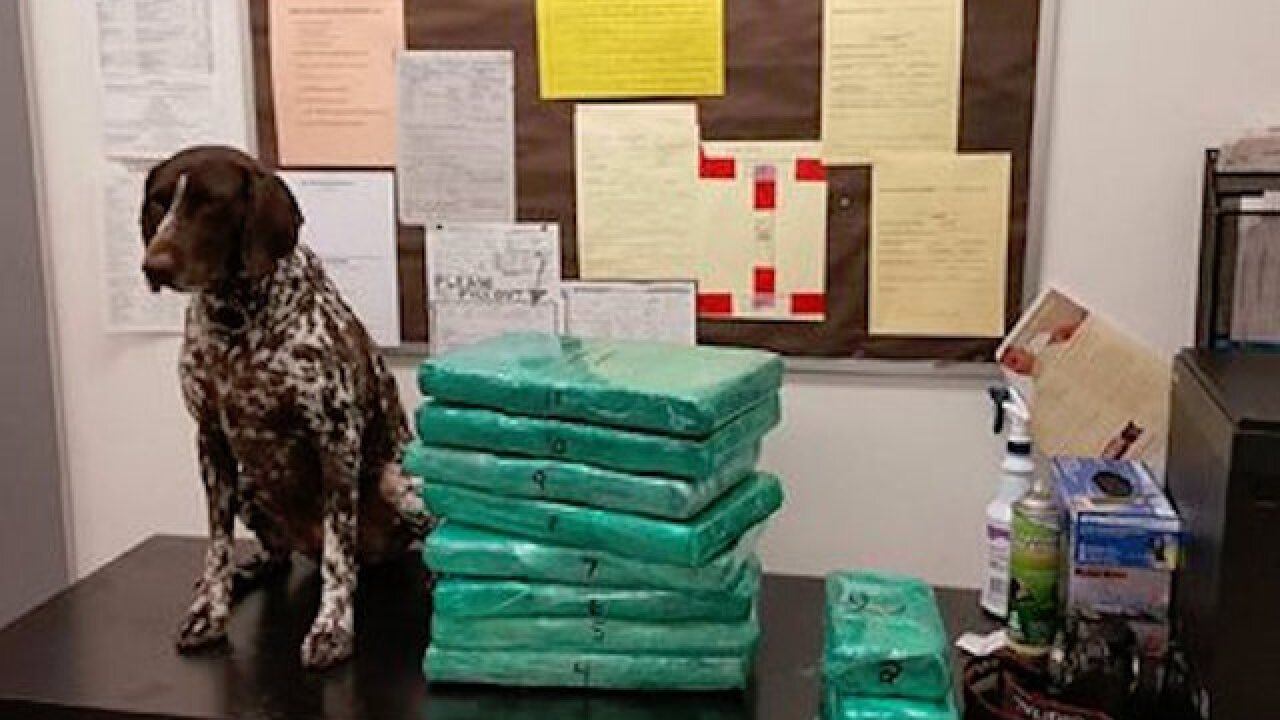 Woman in cocaine case to be sent back to Calif.