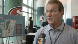 'Skins scoop: Redskins icon Joe Theismann says it was time to say 'so long' to stale'Skins
