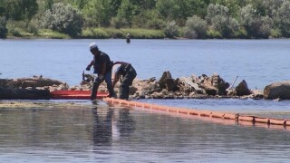 Calumet Montana Refining conducts river spill response drill