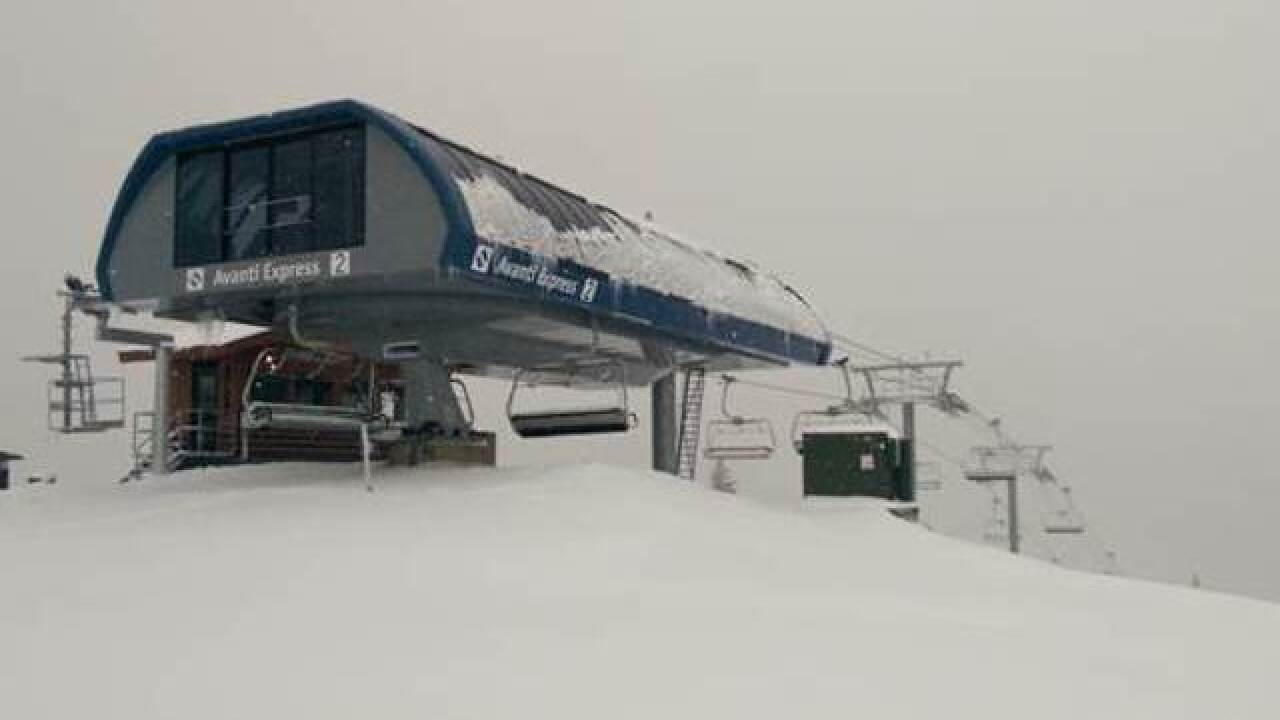Vail Mountain opening day pushed back to Thanksgiving
