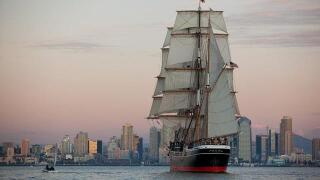 Star of India to set sail for first time in five years