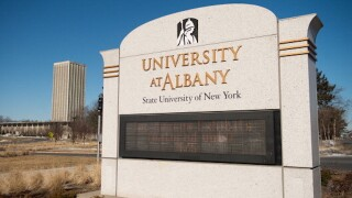 University at Albany becomes smoke, vape-free campus