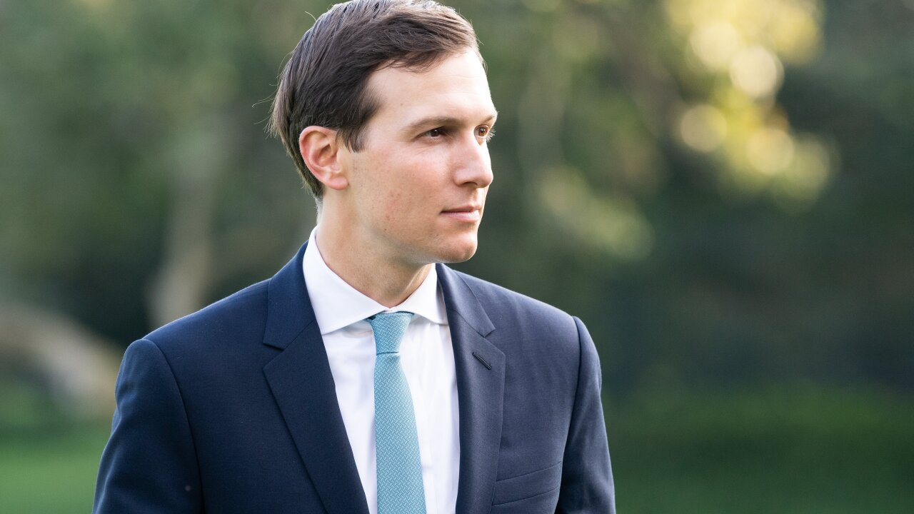 New York Times: Trump demanded Kushner get top-secret security clearance