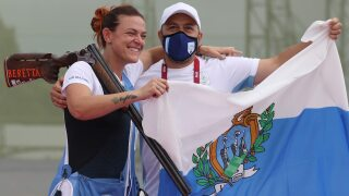 San Marino wins first Olympic medal in nation's history