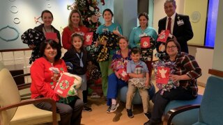 Katia Reports: St. James Episcopal blankets community with its holiday warmth