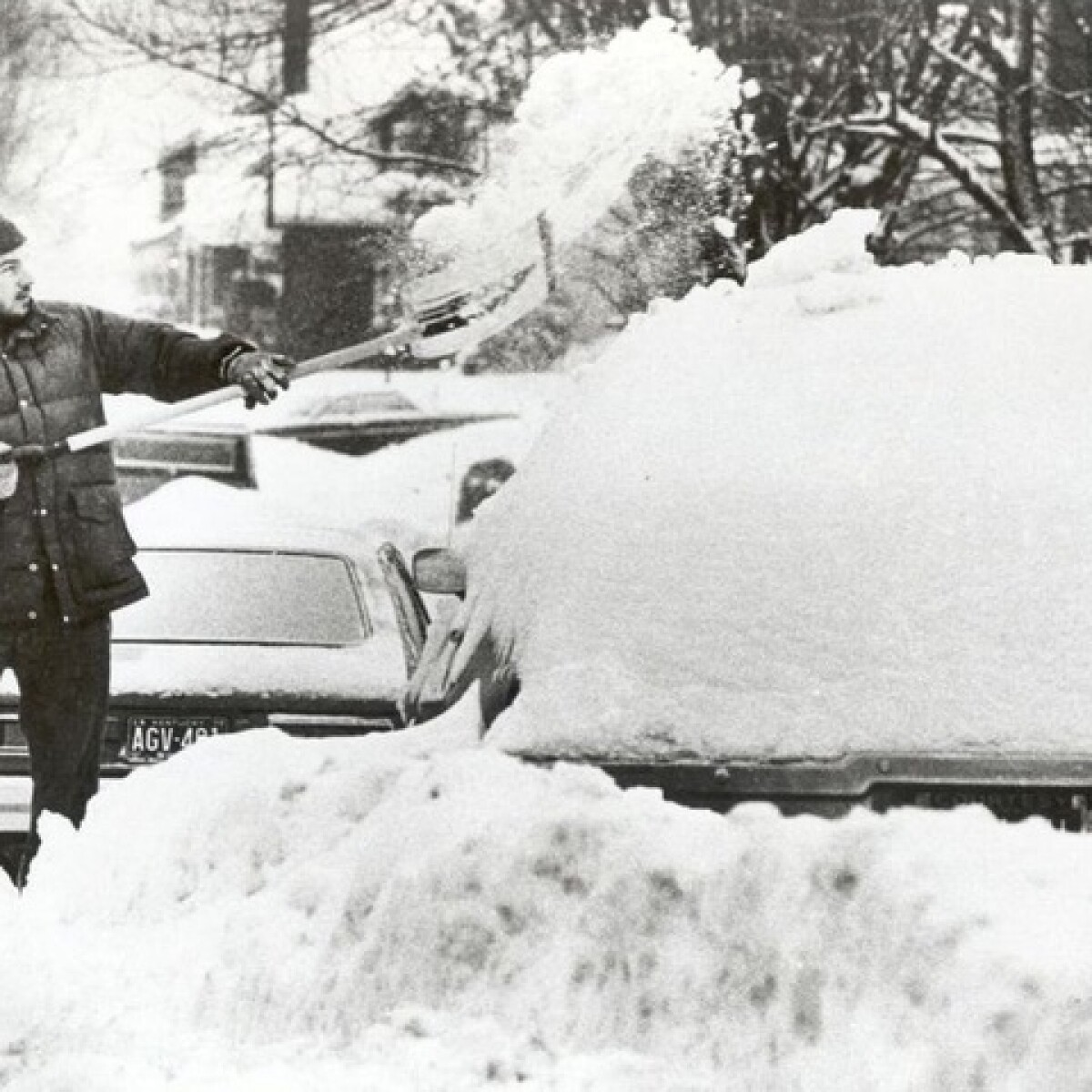 A Snow Blast From The Past The Blizzard Of 1978