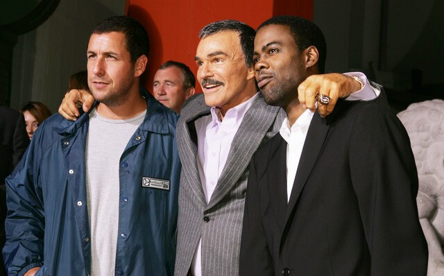 Photo Tribute to Burt Reynolds
