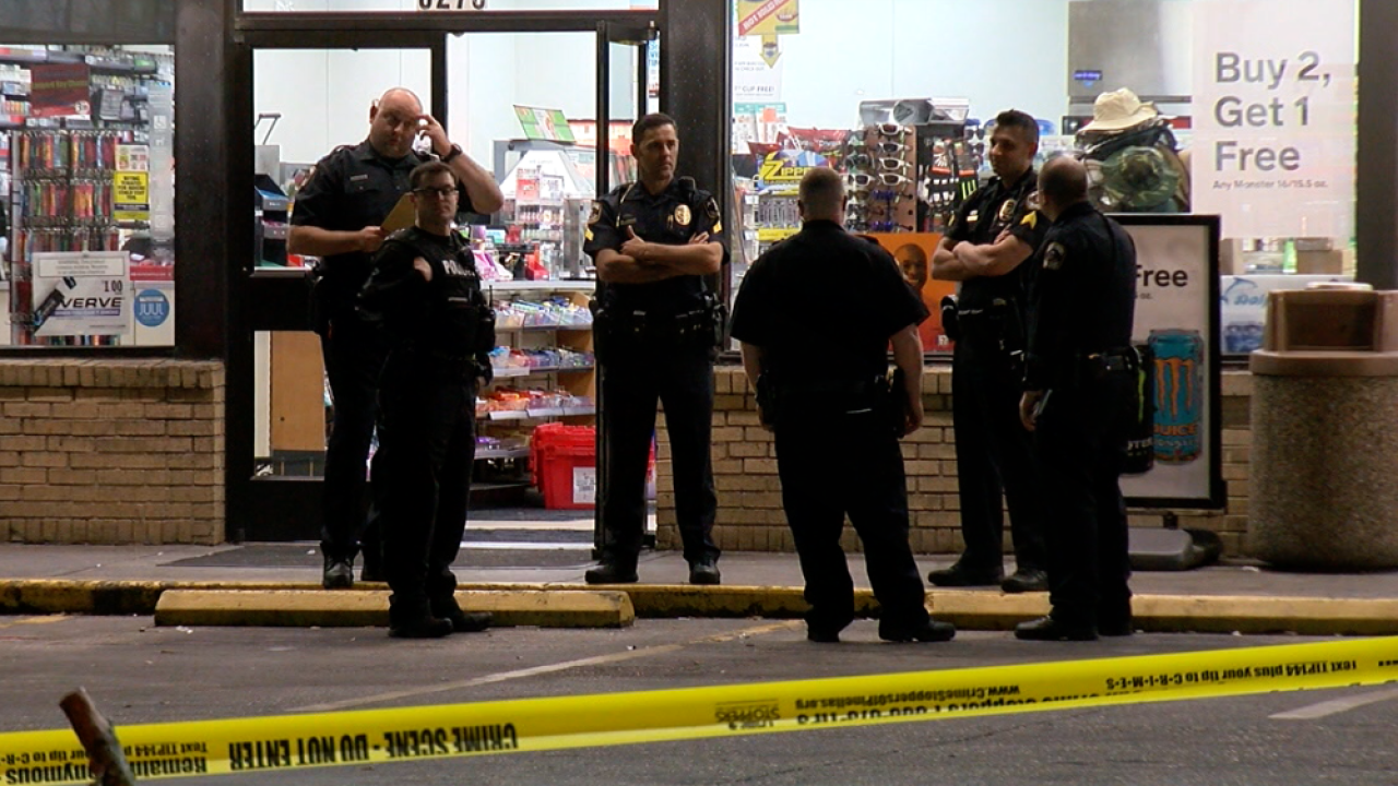 Largo 7-Eleven cigarette robbery