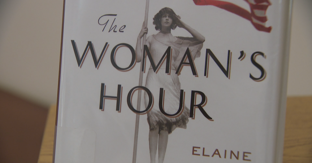 Nashville's Role in Women's Suffrage subject of book club