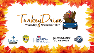 turkey drive logo 2019