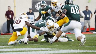 Eno_Benjamin_Arizona State v Michigan State