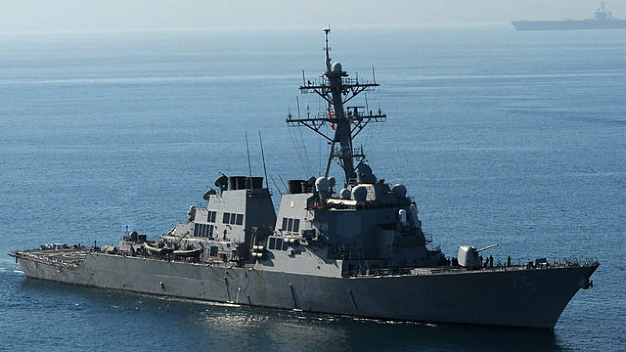 USS Higgins returns to SD after deployment