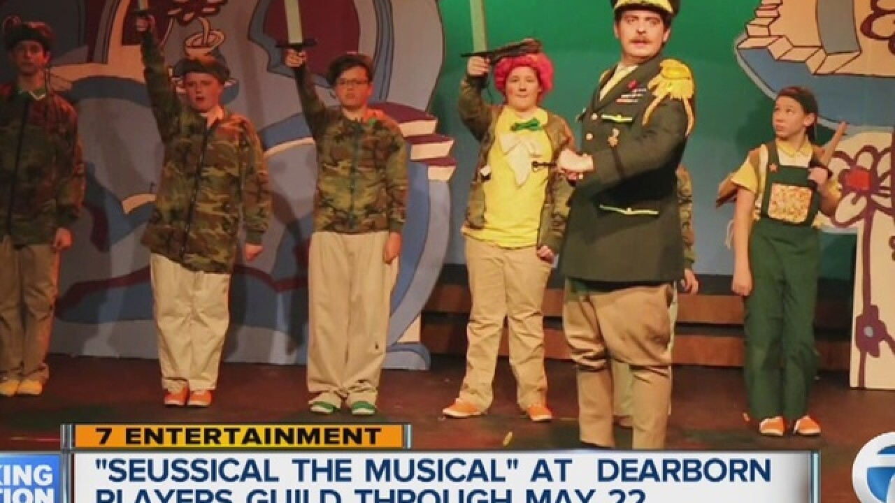 """""""Seussical The Musical"""""""