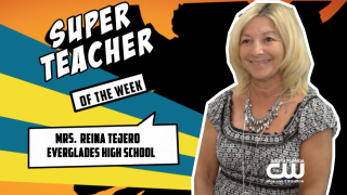 Super Teachers: Mrs. Tejero From Everglades High School