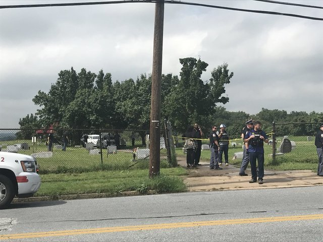 Shots fired during funeral, three injured