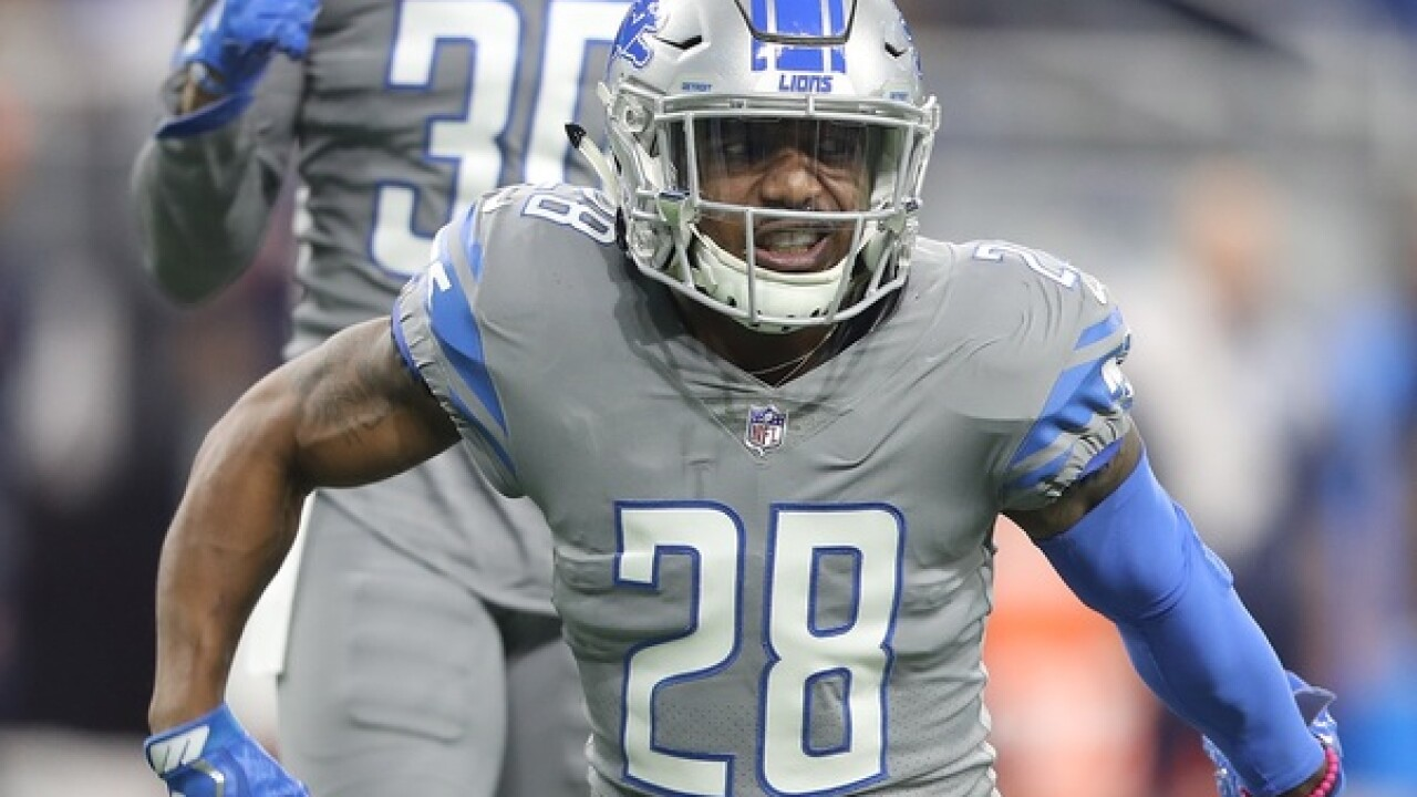 Lions sign Quandre Diggs to contract extension