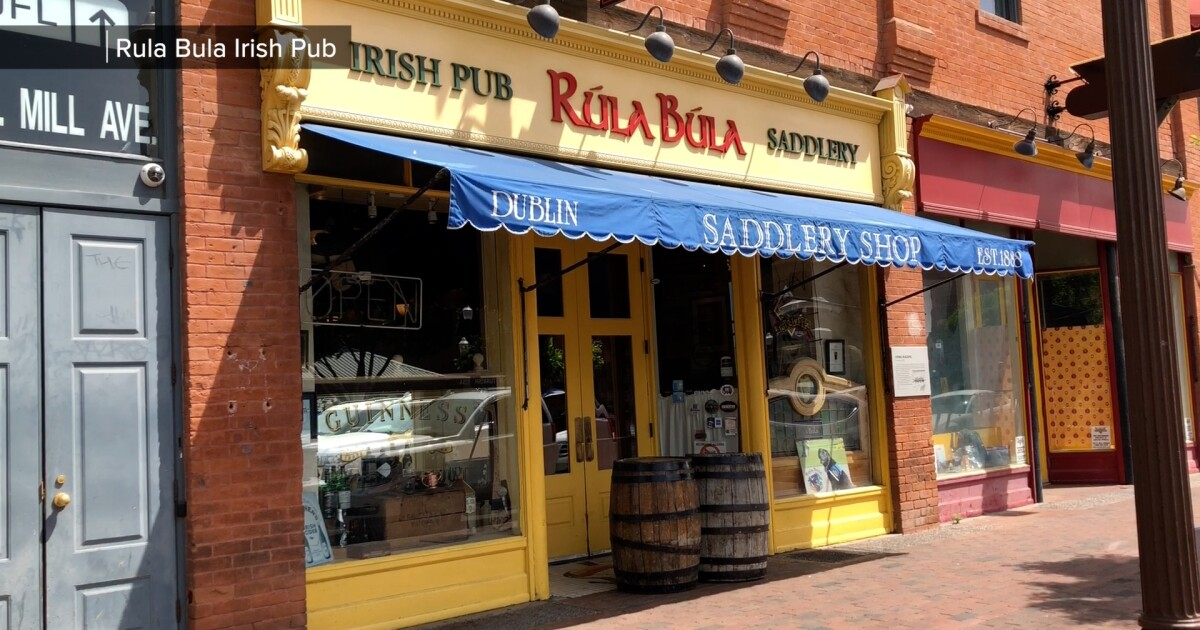Rula Bula Irish Pub in downtown Tempe to close after being unable to r... image