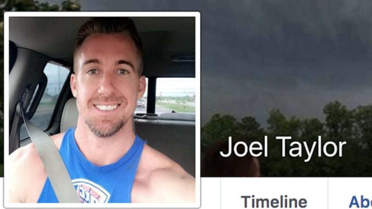 'Storm Chasers' star Joel Taylor dies at 38
